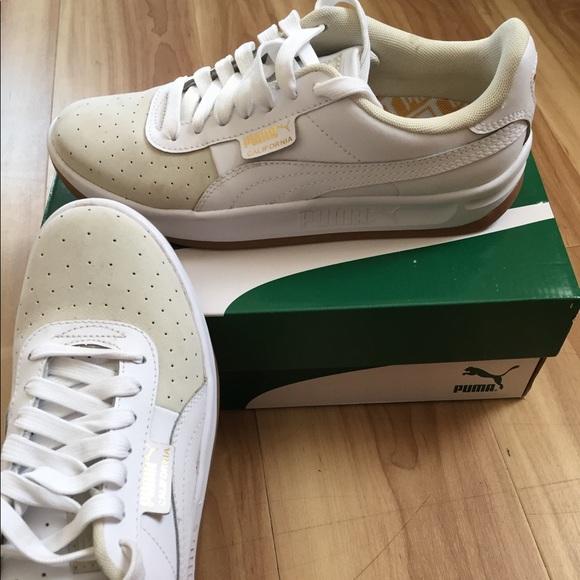 3925ad1f7a19 Puma California exotic women s sneakers. M 5bcccae5df0307cf1fe7e889